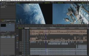 Making of gravity timeline