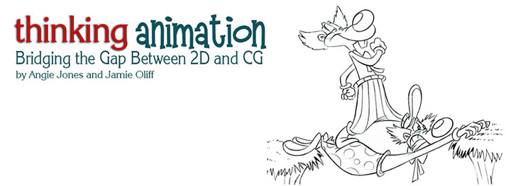 Thinking Animation Logo Header