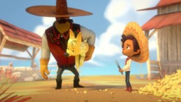 Hola Llamigo Animated Short