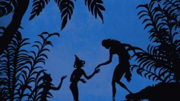 The Adventures of Prince Achmed.