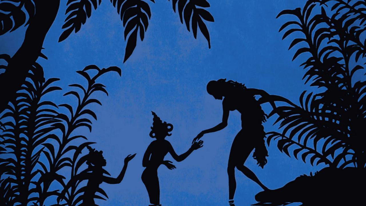 The Adventures Of Prince Achmed Thinking Animation