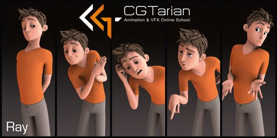 Cgtarian Has Offered Their Ray Rig For Free Thinking