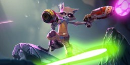 Marvel's Rocket Raccoon And Groot Animation Test Trailer by Arnaud Delord From San Diego Comic-Con
