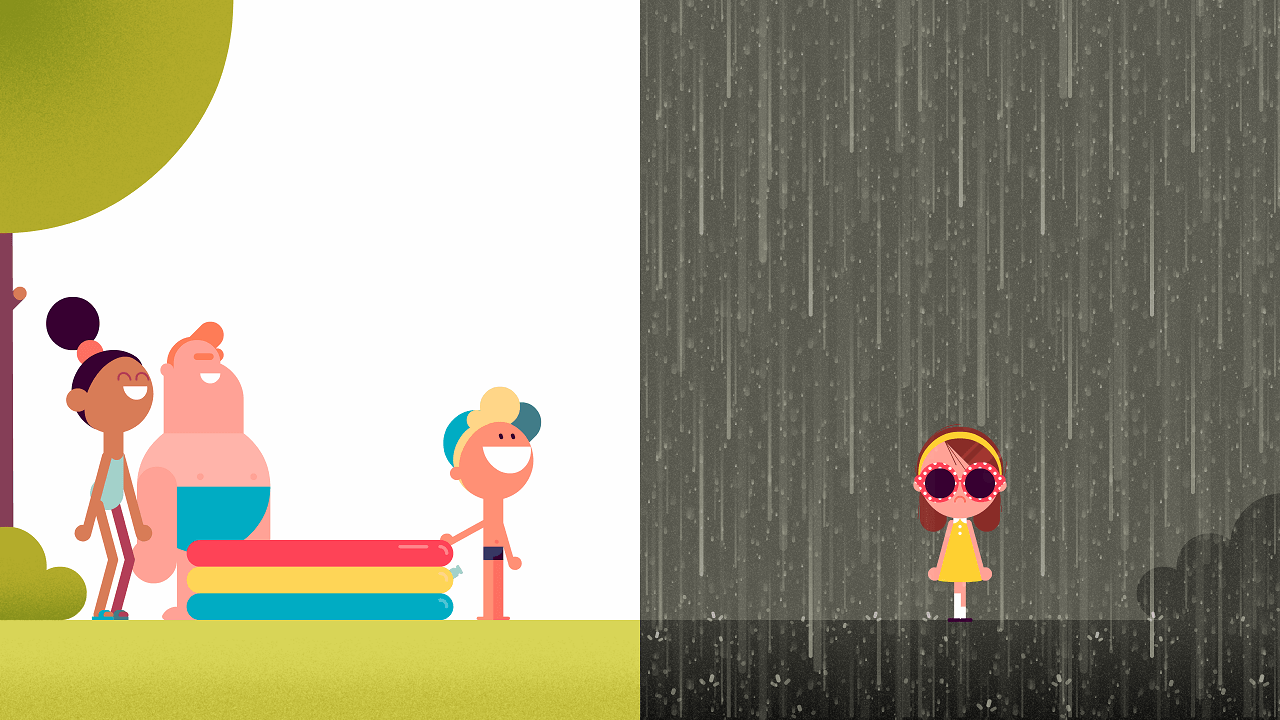 360 Google Spotlight Story Rain Or Shine Thinking Animation