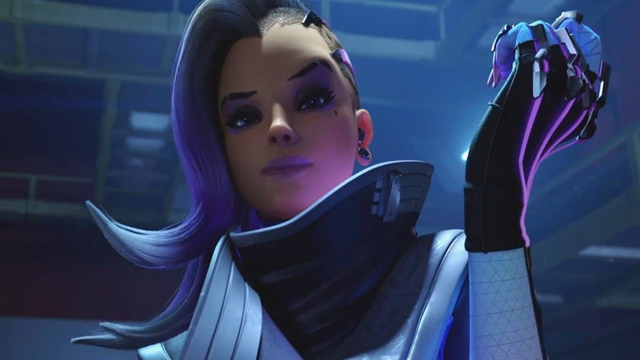 Overwatch Sombra S Animated Short Infiltration