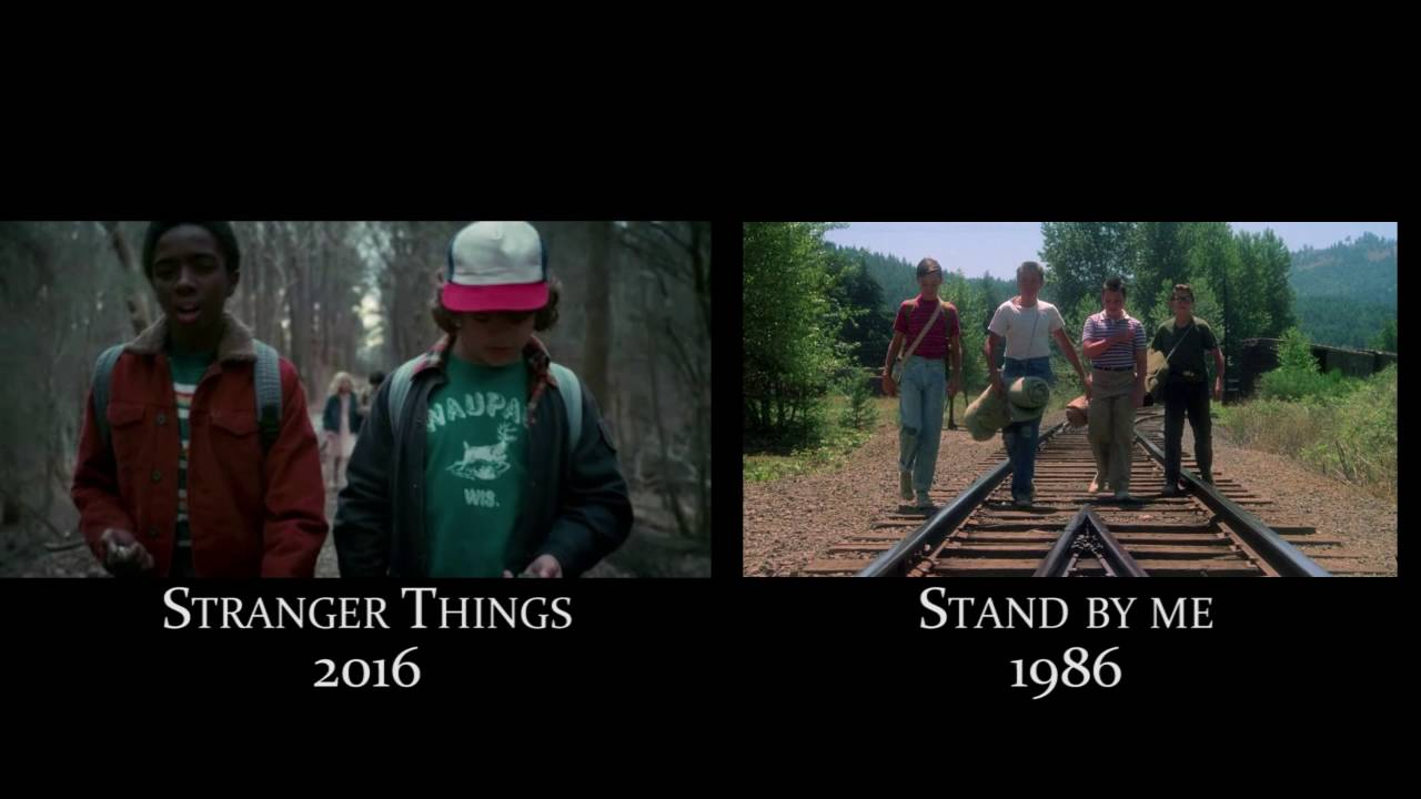 Stranger Things 2 References To 70 80s Movies Thinking Animation